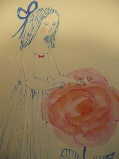薔薇と少女_c0203401_20405354.jpg