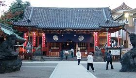 浅草神社(浅草寺ツアー⑨)_c0187004_8202512.jpg