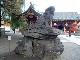 浅草神社(浅草寺ツアー⑨)_c0187004_822542.jpg