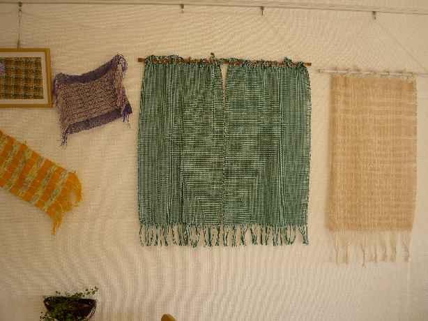 オリビエ卓上手織り作品展その5_d0156706_16295126.jpg