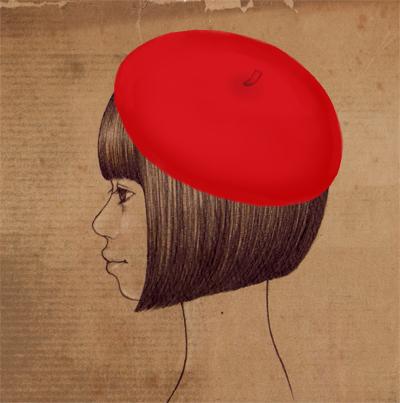 ベレー帽の被り方講座_e0177207_121224.jpg