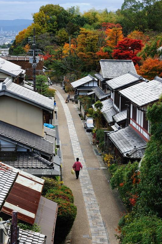2010京都の紅葉 鳥居本_f0032011_20485696.jpg