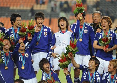 アジア大会 サッカー 組織の力_e0083922_11285754.jpg