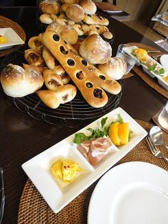 DETENTEさんのパン教室_e0170128_22221240.jpg