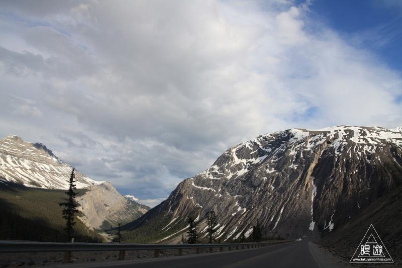 071 Icefields Parkway ~黄金色に輝く帰り道~_c0211532_19124261.jpg