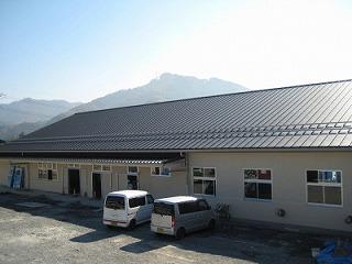 久世中学校給食棟新改築工事_f0151251_1129144.jpg