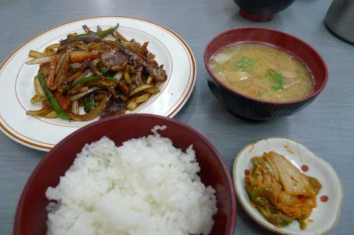 お食事処 三ツ輪 @ 鷹取_e0024756_22333853.jpg