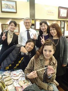 はまじゅん&団長が教室に!! 2010/11/26_b0101975_18261630.jpg