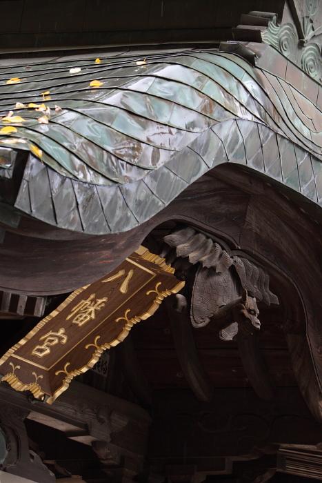 馬場八幡宮 常陸太田市 2010年11月23日 撮影_e0143883_1716289.jpg