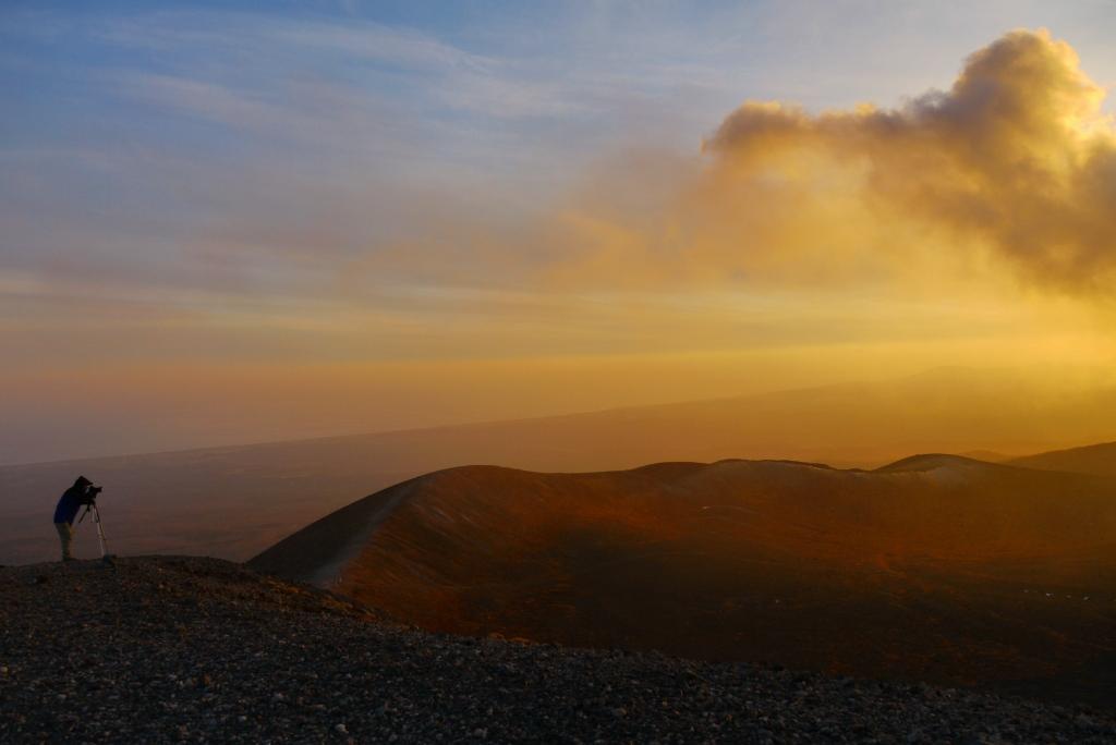 11月24日、樽前山の夕陽-その2-_f0138096_11341997.jpg