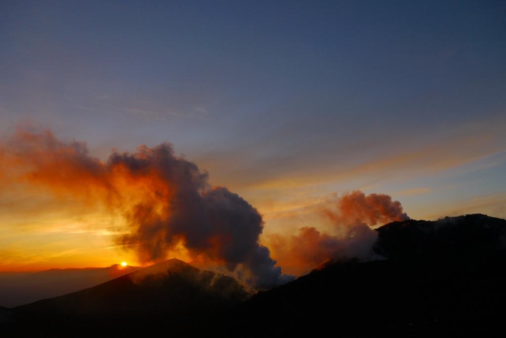 11月24日、樽前山の夕陽-その2-_f0138096_11351784.jpg