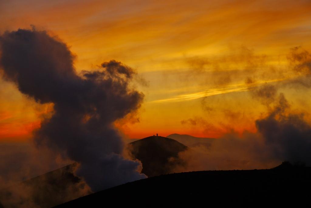 11月24日、樽前山の夕陽-その2-_f0138096_11354334.jpg