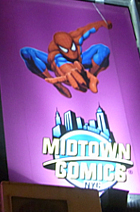 NYを代表するコミック本専門店の1つMidtown Comicsへ_b0007805_1452250.jpg