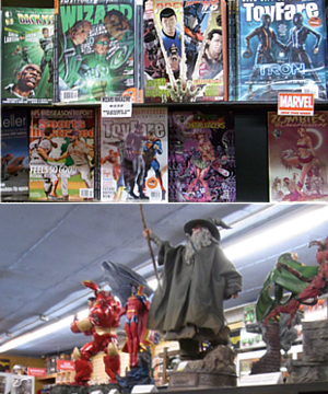NYを代表するコミック本専門店の1つMidtown Comicsへ_b0007805_15181022.jpg