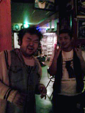 冬の江の島花火大会&DJ HARUKA RELEASEPARTYz_d0106911_3332532.jpg