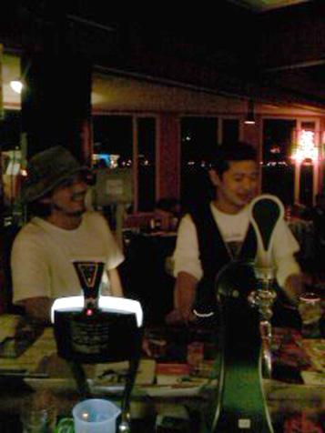 冬の江の島花火大会&DJ HARUKA RELEASEPARTYz_d0106911_3335486.jpg