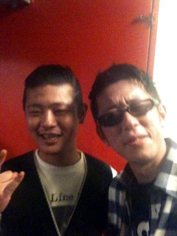 冬の江の島花火大会&DJ HARUKA RELEASEPARTYz_d0106911_3363567.jpg