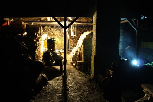 滝の谷窯始まる_b0093515_7373943.jpg