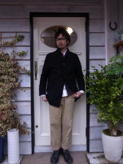 ウールとリネンのコート。_a0113127_142314.jpg