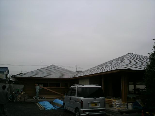 本堂と庫裏_c0124828_21285781.jpg