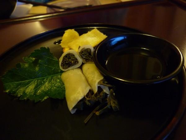 韓国 ソウル : 「バル」の寺刹飲食コース その1_e0152073_16484441.jpg