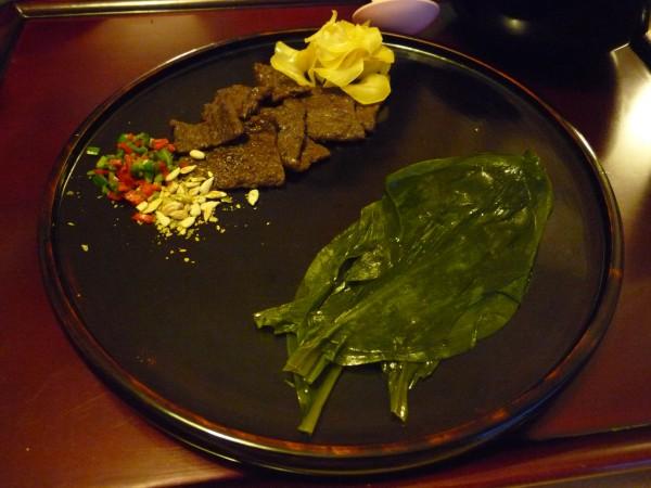 韓国 ソウル : 「バル」の寺刹飲食コース その2_e0152073_16521385.jpg