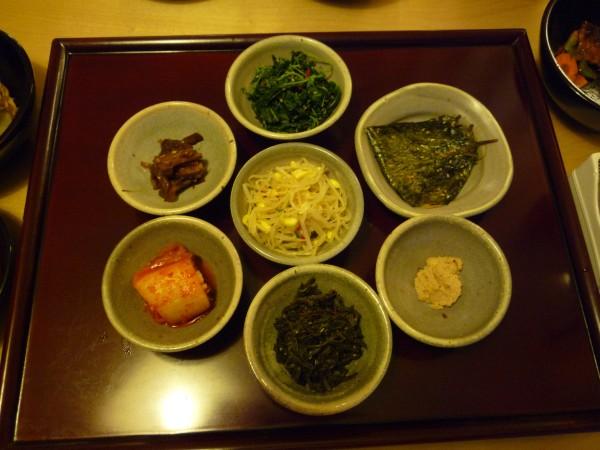 韓国 ソウル : 「バル」の寺刹飲食コース その2_e0152073_16521619.jpg
