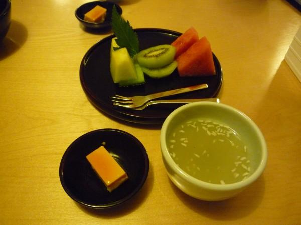 韓国 ソウル : 「バル」の寺刹飲食コース その2_e0152073_16522562.jpg