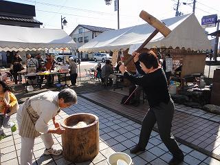 びしゃもん市感謝の「小さなお祭り」_b0092684_724914.jpg