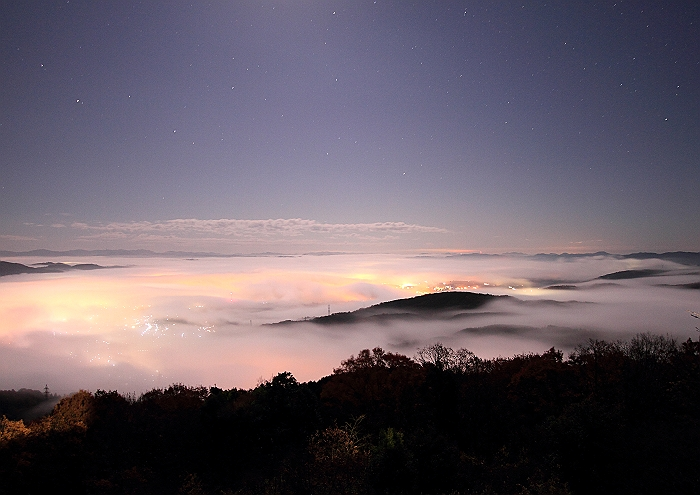 """三次高谷山 """"雲 海"""" 続編_a0140608_1110514.jpg"""