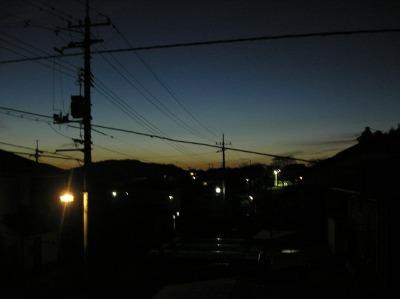 冬の夕暮れ。_b0207631_17543039.jpg