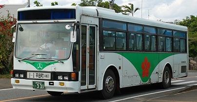 道の島交通 いすゞP-LV218M/P-LV218L +アイケー_e0030537_16592015.jpg