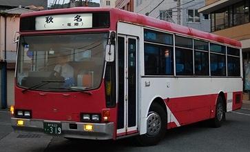 道の島交通 いすゞP-LV218M/P-LV218L +アイケー_e0030537_17161226.jpg