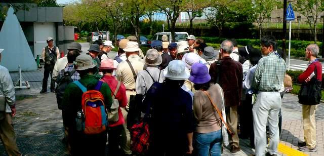 川崎いまむかし―歩いて学ぶ地域の歴史 講座風景_e0211937_16385262.jpg
