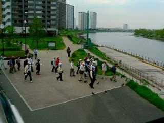 川崎いまむかし―歩いて学ぶ地域の歴史 講座風景_e0211937_16455272.jpg