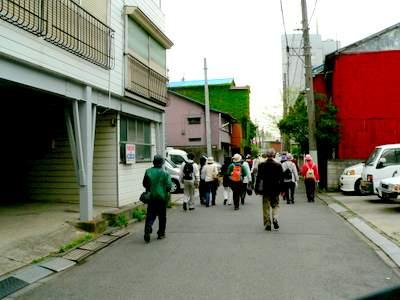 川崎いまむかし―歩いて学ぶ地域の歴史 講座風景_e0211937_16551883.jpg