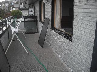 窓と高圧洗浄作業_f0031037_18522026.jpg