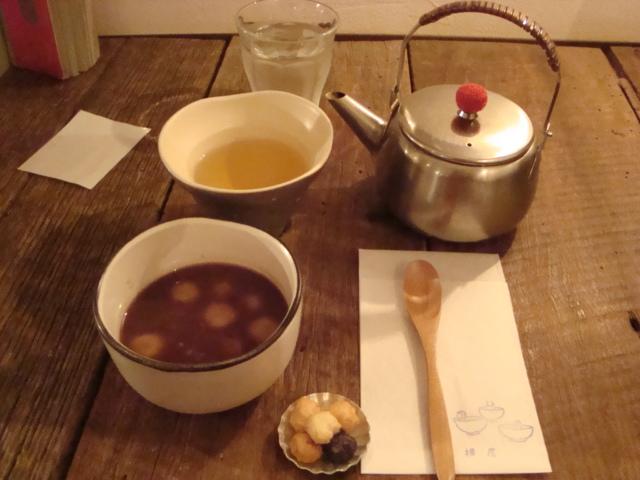 吉祥寺「お茶とお菓子 横尾」へ行く。_f0232060_2305993.jpg