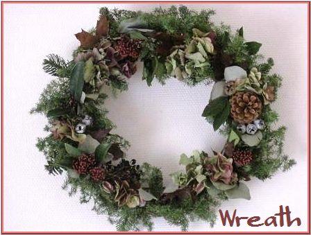 11月 クリスマスリース_f0220869_16492272.jpg
