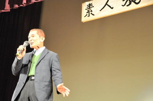 串間 素人演芸 12回が盛大に開催_a0043276_537989.jpg