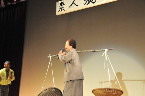 串間 素人演芸 12回が盛大に開催_a0043276_5391921.jpg