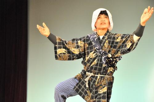 串間 素人演芸 12回が盛大に開催_a0043276_5434521.jpg