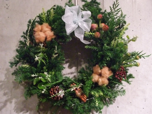 クリスマスの小物_c0173978_0404964.jpg