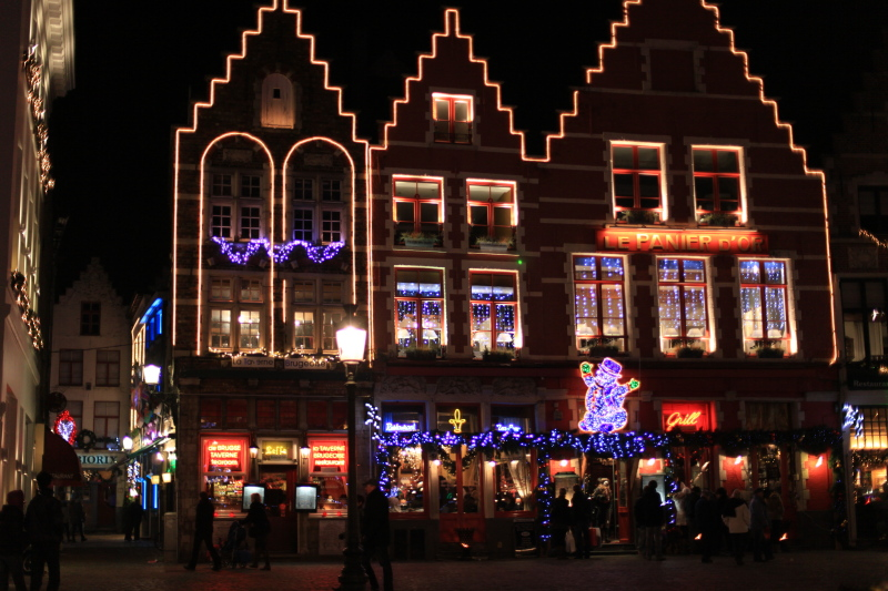 クリスマスマーケット狩り 初陣_c0187779_611359.jpg