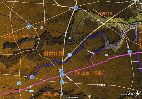 貫井川の暗渠(川跡)を辿る(1)貫井川上流部_c0163001_2320491.jpg
