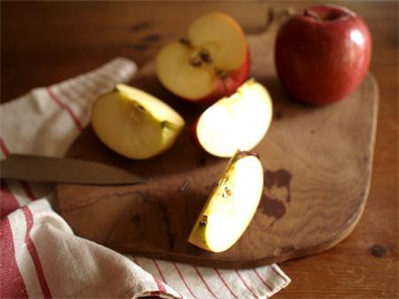 りんご、ことこと。_d0174704_1223262.jpg