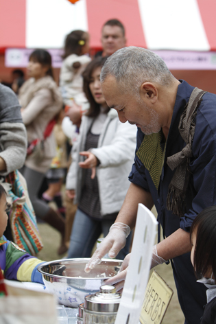 日比谷ファーマーズ&キッズの石鹸作り♥_c0209415_20181264.jpg