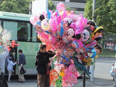 激旅!上海2泊3日2010 (7)~中山公園の朝_e0173645_2331180.jpg
