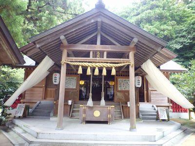 高倉神社(1)日本書紀そのままの古社・神功皇后の船を止める男女の二神_c0222861_22185451.jpg
