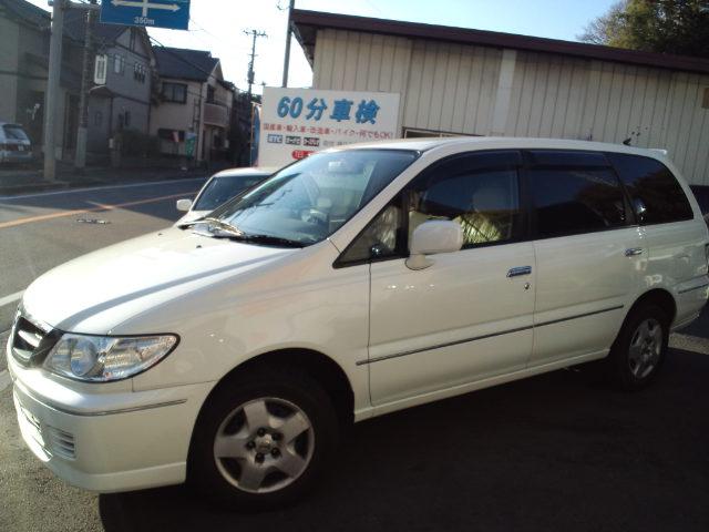 車検へ〜_c0151965_1572149.jpg